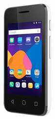 Alcatel  OT 4009D DS Black