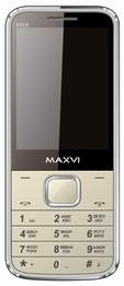 MAXVI X850 DS Gold