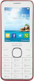 Alcatel  OT 2007D DS Red