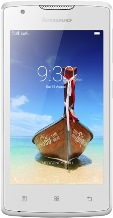 Lenovo A1000 DS White