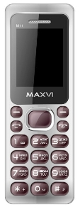 MAXVI M11 DS Brown