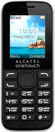 Alcatel  OT 1052D White