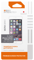 iPhone 5/5S/5C+комплкт Защ.пленка Ultra iNTER STEP