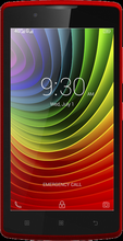 Lenovo A2010 DS Red 3G LTE