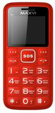 MAXVI B3 DS Red