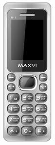 MAXVI M11 DS Black