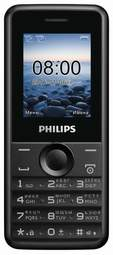 Philips E103 DS Black