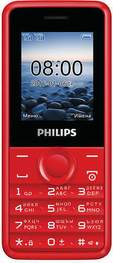 Philips E103 DS Red