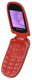 MAXVI E1 DS Red